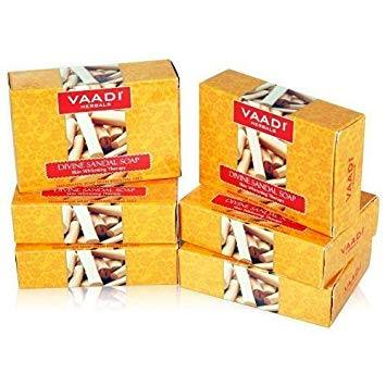 Vaadi Herbals Sandalwood Oil Bar Soap