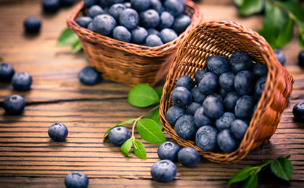 Blueberry for anti aging