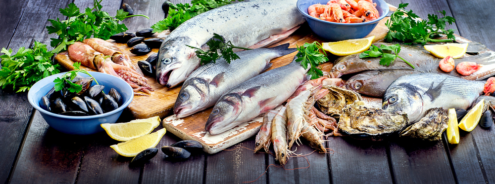 Fish for anti aging